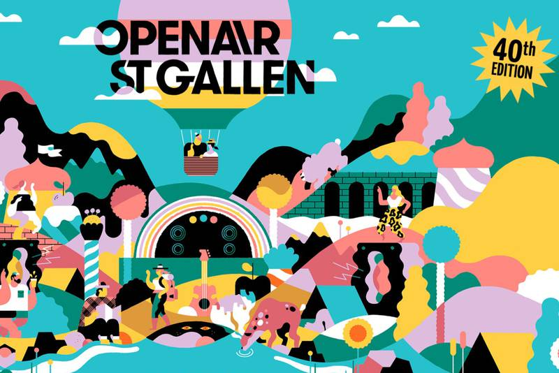 OpenAir St. Gallen 2016